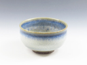 photo Japanese pottery sake cup (Echizen-Yaki)