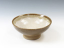 photo Japanese pottery sake cup (Anchi-Yaki)
