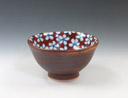 photo Japanese porcelain  sake cup (Kaminohata-Yaki)