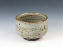 photo Japanese pottery sake cup (Koishiwara-Yaki)