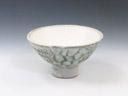 photo Japanese pottery sake cup (Mihoko Kosaba)