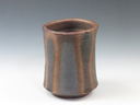 photo Tanba-Yaki (Hygo) Tanzan-Gama Pottery Sake cup 5TAN0150