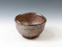 photo Japanese pottery sake cup (Kurata-Gama)