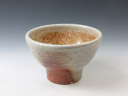 photo Japanese pottery sake cup (Koen-Gama)