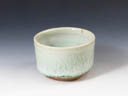 photo Shiraishi-Yaki (Saga) Sato-Gama Pottery Sake cup 8SIR0001