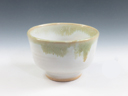 photo Japanese pottery sake cup (Daito-Yaki)