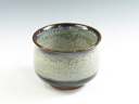 photo Tanba-Yaki (Hyogo) Maruka-Gama pottery Sake cup  5TAN0158