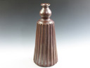 photo Tanba-Yaki (Hyogo) Tansei-Gama pottery Sake bottle 5TAN0152
